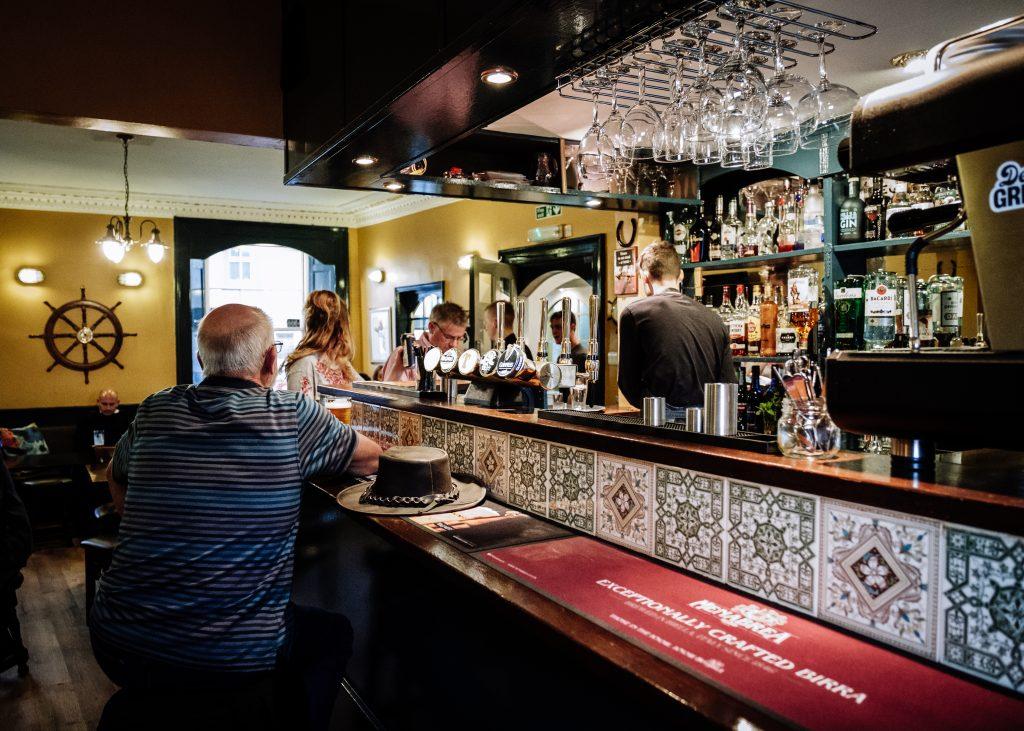 restaurant kirkcudbright
